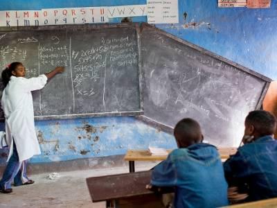 ماذا لو ذهب كل طفل إلى المدرسة