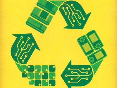 إنترنت الأشياء:  مشاكل النفايات الإلكترونية تلوح في الأفق.