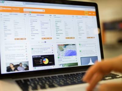 خوارزمية تتبع الأخبار Reuters News Tracer